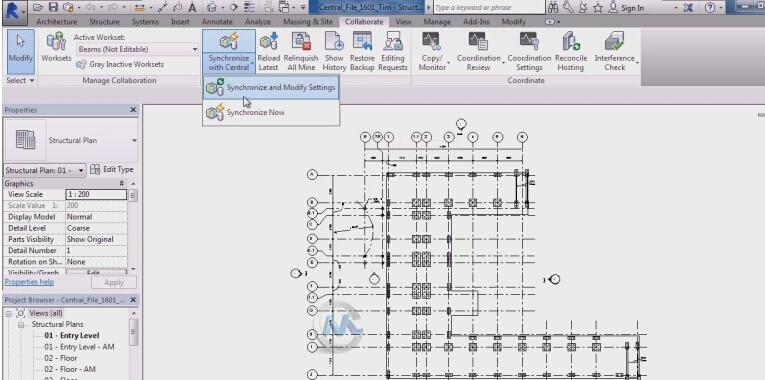 Revit Structure 2015快速入门训练视频教程