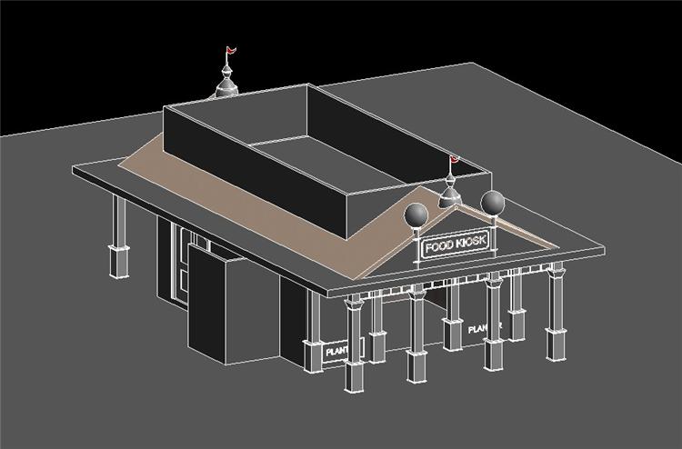 模型(建筑+结构)